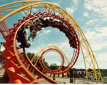 rollercoaster3 - SD Summer Carnival: Rides